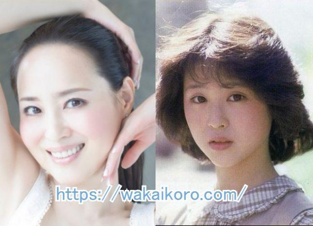 松田聖子 若い頃 画像