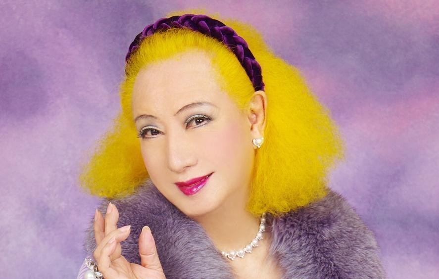美輪明宏の若い頃画像がジョジョっぽい?ハーフ顔でイケメンすぎる!