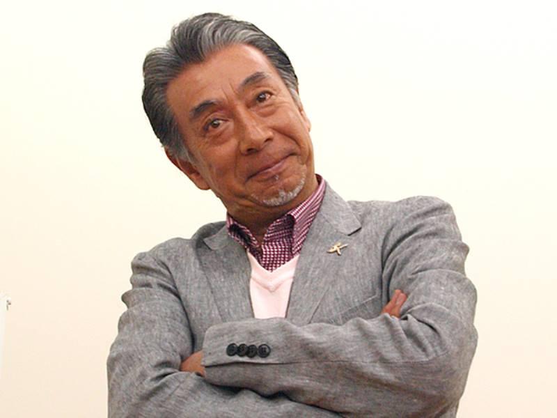 高田純次の若い頃画像!おしゃれでイケメン!?