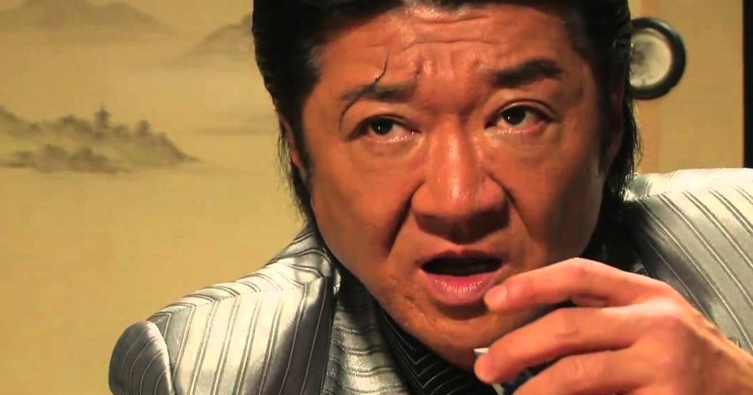 小沢仁志の若い頃画像|実は性格はすごく優しい!?