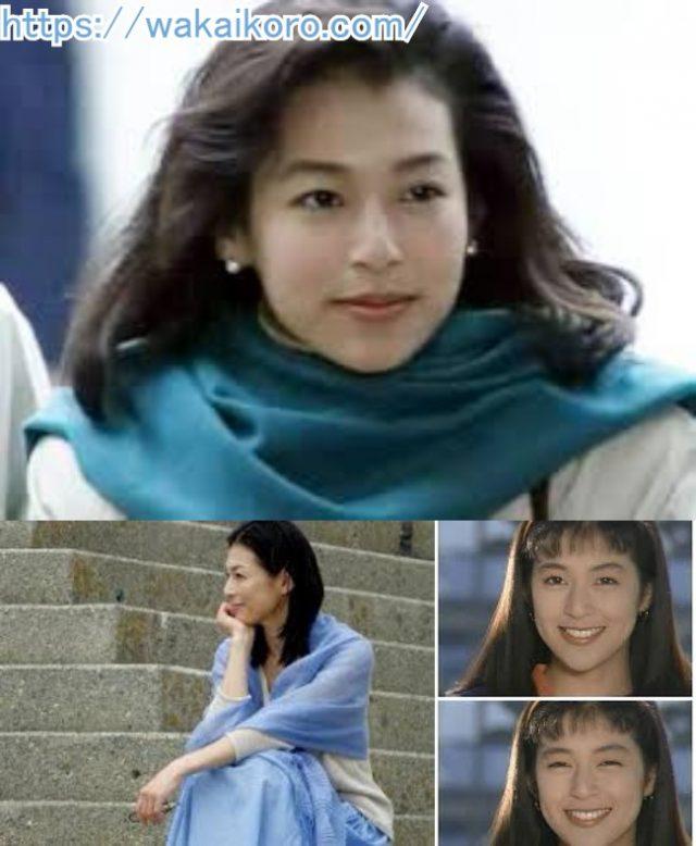 鈴木保奈美の若い頃|ドラマ「東京ラブストーリー」の画像も!