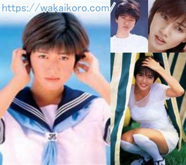 内田有紀の若い頃画像