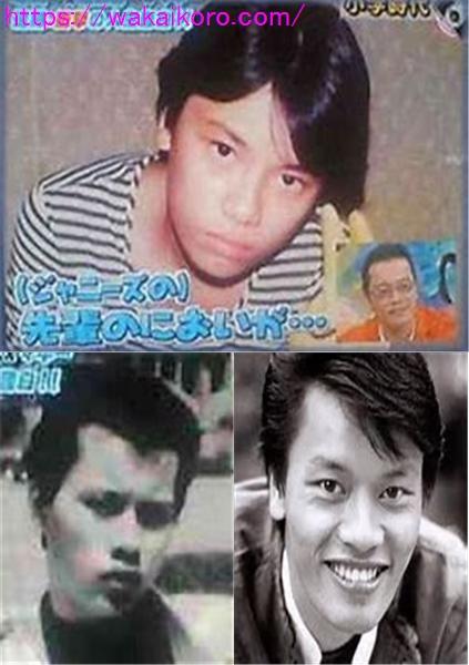 遠藤憲一の若い頃画像