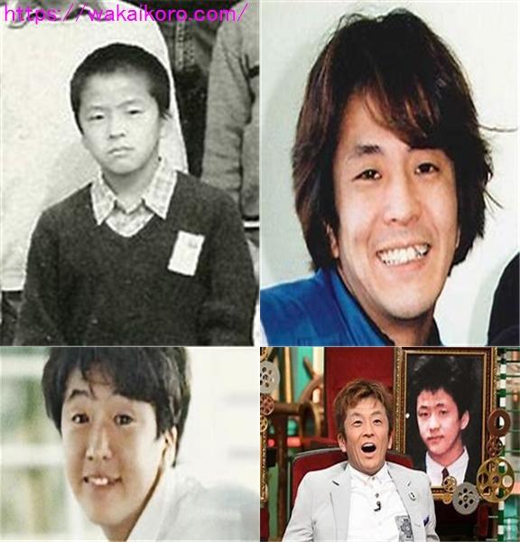 堀内健の若い頃画像