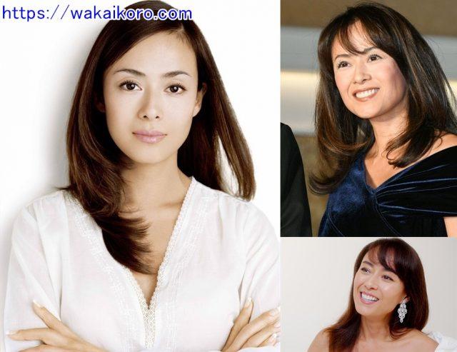 後藤久美子 若い頃 画像 息子 娘