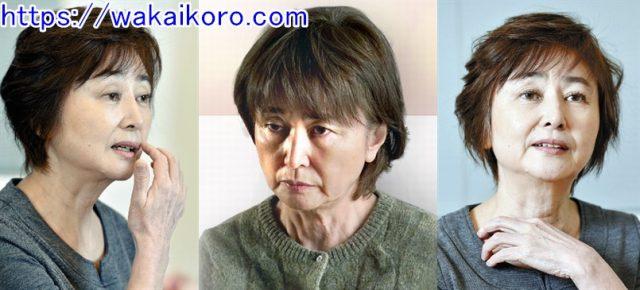 大谷直子 若い頃 画像 現在 昼ドラ
