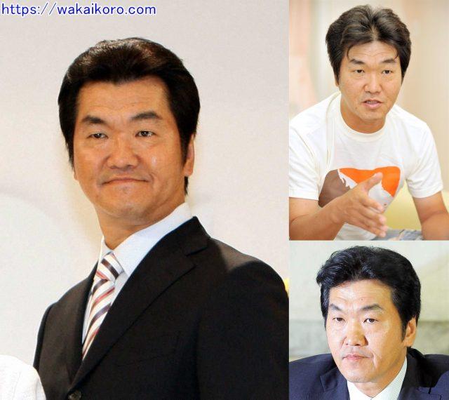 島田紳助 若い頃 画像 引退 今